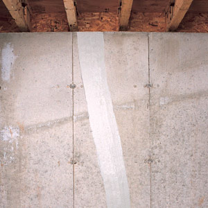 Flexispan crack repair